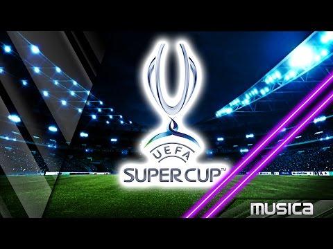 UEFA Super Cup tema oficial