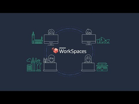 Amazon WorkSpaces Animated Explainer