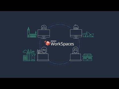 Amazon WorkSpaces Animated Explainer