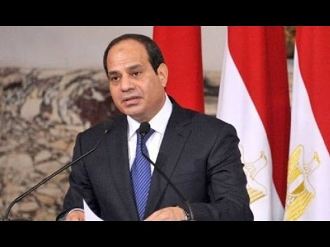 السيسي يحدد قوانين الحقوق والحريات في مصر