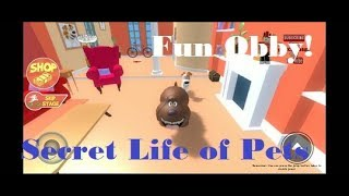 The Secret Life of Pets Obby   #Roblox