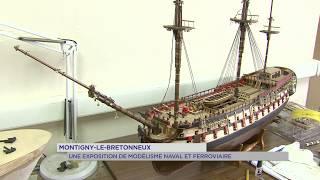 Exposition : du modélisme à Montigny-le-Bretonneux ce week-end