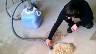 Пылеуловитель циклон для домашней мастерской(Краткий обзор фильтра циклон для домашней мастерской., 2015-03-20T16:43:11.000Z)