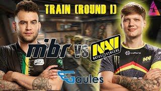 Blast Pro Series Moscow 2019 - Mibr vs NaVi - Train (MD1) - Rodada I