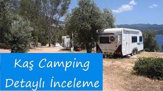 Kamp İnceleme #2 Kaş Camping