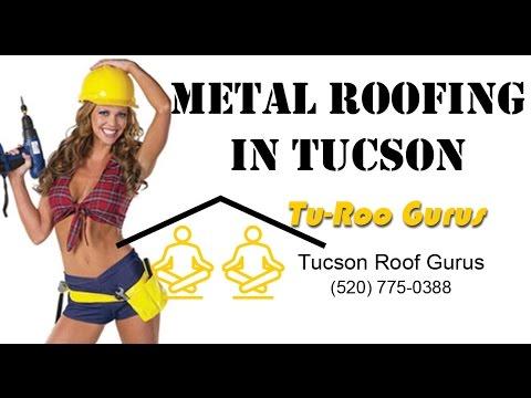 Tucson Metal Roofing Companies   Tucson Roof Gurus   YouTube