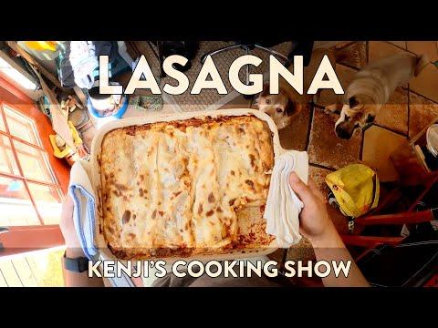 How to Make Lasagna | Kenji's Cooking Show