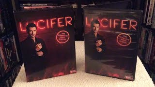 Lucifer: The Complete First Season DVD Unboxing & Review