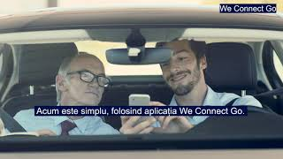 We Connect GO - Combustibil