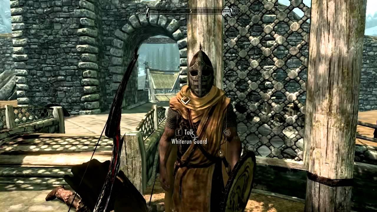 Guard Quotes Skyrim