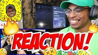UPCHURCH Spit bars to a 6ix9ine beat REACTION!! 🤘🏼🔥
