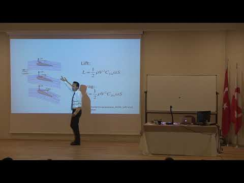 AE483 - Automatic Control Systems II - SEMINAR: How do Airplanes Fly?