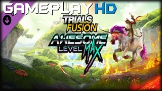 Trials Fusion - Awesome Level Max Gameplay (PC HD) [1080p]