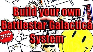 Worldbuilding - Build your own Battlestar Galactica System