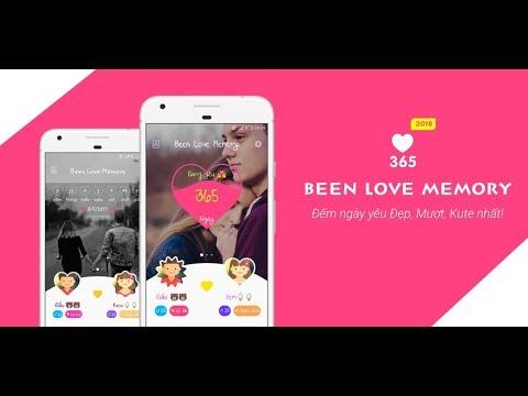 Been Love Memory – Đếm ngày yêu 2018 – Ứng dụng đếm ngày yêu trên Android & iOS số #1 Việt Nam