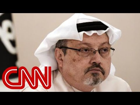 Jamal Khashoggi's last words