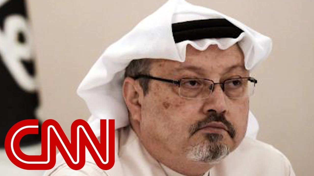 Jamal Khashoggi's last words