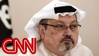 Jamal Khashoggi's last words: 'I can't breathe'