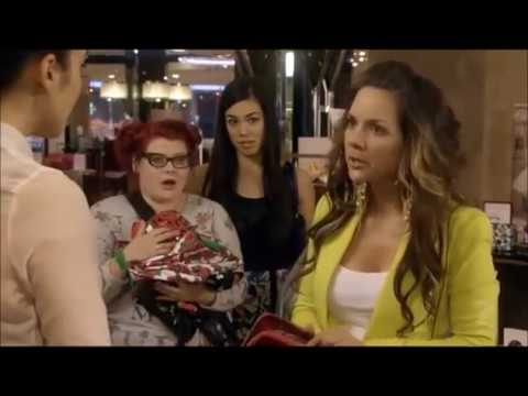Spot the actor: Michala Banas in winners and losers.wmv