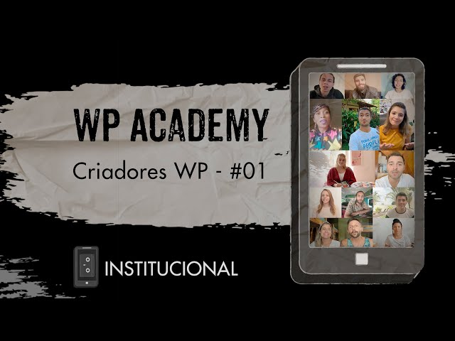 Worldpackers Academy - Criadores WP #01