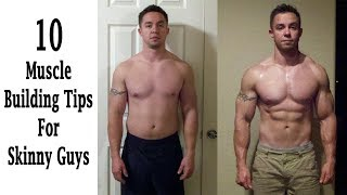 10 Muscle Building Tips for Skinny Guys | Men's Health