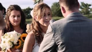 Barn at Gibbet Hill Wedding // Jen + Billy // Massachusetts Wedding