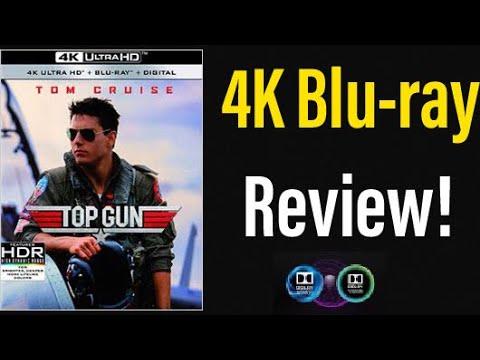 Download Top Gun (1986) 4K Blu-ray Review!