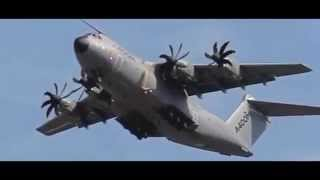 Airbus A400M Atlas Slow Motion