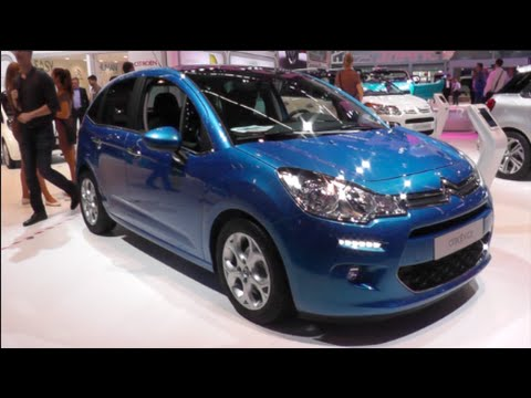citroen c3 2016 in detail review walkaround interior exterior youtube. Black Bedroom Furniture Sets. Home Design Ideas