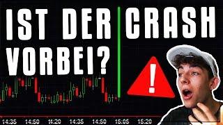IST DER CRASH VORBEI?! Kryptowährungen deutsch