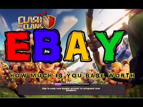 Clash of Clans: HOW MUCH IS YOUR BASE WORTH??