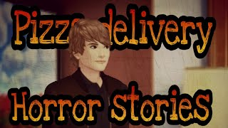 Pizza delivery horror story 4 animated