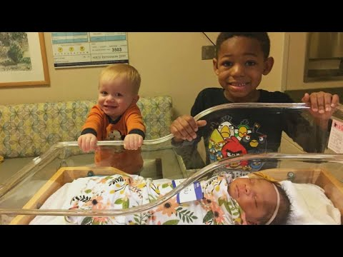 Parents Adopt Baby Boy, Then His Baby Sister