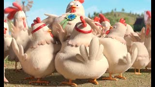 Funny Chickens dance song And The Most Popular Children S Songs - Cực vui nhộn