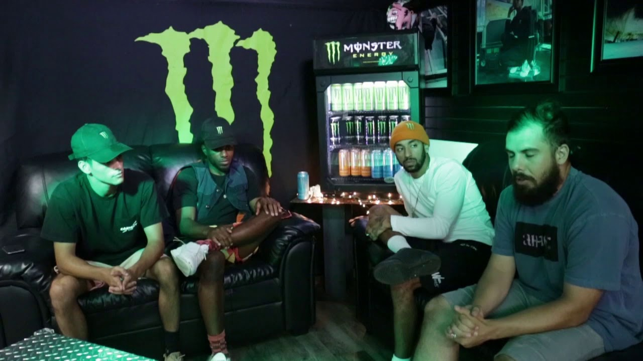 Interview with Zeku, Jeffro and Gravity on ONLINE BATTLING
