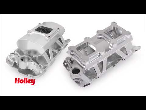 Holley Sniper Coyote Intake Manifold. More Performance