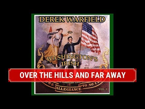OVER THE HILLS AND FAR AWAY - DEREK WARFIELD