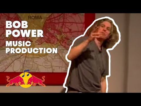 Bob Power Lecture (Rome 2004) | Red Bull Music Academy