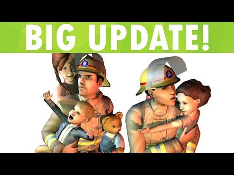 BIG FREE UPDATE COMING To SIMS 4