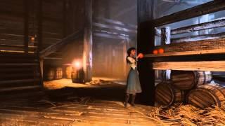 BioShock Infinite guitar and Elizabeth singing