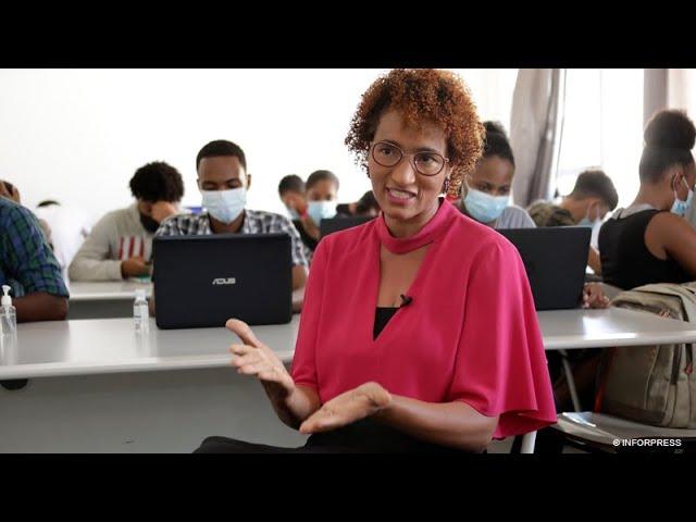 Presidente do Instituto Tecnológico da CV Digital destaca o papel importante das mulheres na TIC
