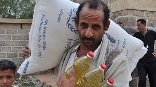 Amid Warnings of Famine, Yemeni Civilians Trapped Inside Conflict with No End in Sight