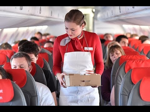 Austrian Airlines Flight Experience: A320 Sofia Bulgaria to Vienna