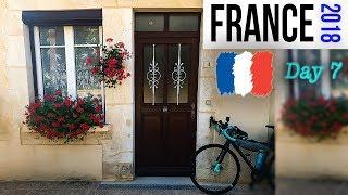 VLOG Europe adventures in France - Langres - Wild plums - Day 7