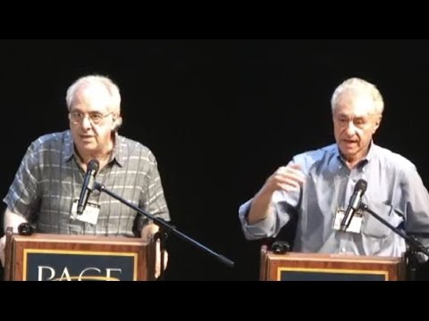 Workplace Democracy and Democratic Ownership -- Richard Wolff & Gar Alperovitz