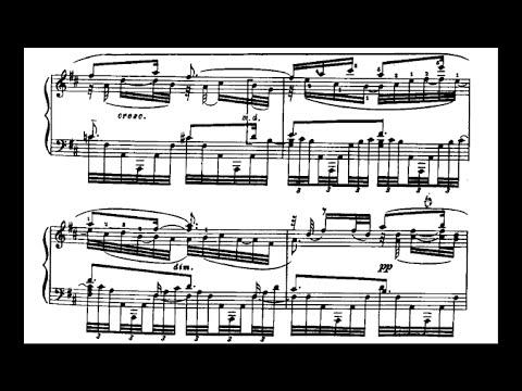 Anatoly Alexandrov ‒ Piano Sonata No. 2, Op. 12