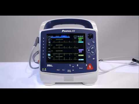 Propaq MD ECG Monitoring