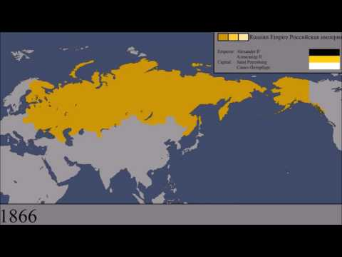 The History of Russia: Every Year