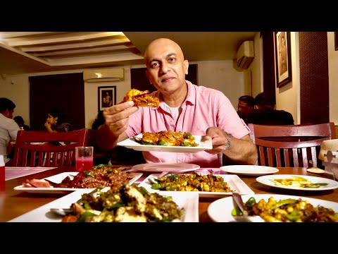 MAKING Of CHICKEN BIRYANI At KERALA's Most Popular PARAGON RESTAURANT, Kozhikode | Tasting 11 DISHES