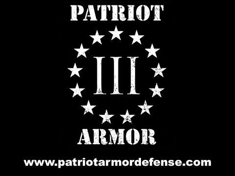 Patriot Armor NIJ Level IV Ceramic Plate Test  sc 1 st  YouTube & Patriot Armor NIJ Level IV Ceramic Plate Test - YouTube